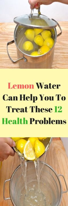 Lemon Water Can Help You To Treat These 12 Health Problems Healthy Fruits, How To Stay Healthy, Cooking Recipes, Healthy Recipes, Gout Recipes, Healthy Food, Lemon Water, Alternative Health, Natural Home Remedies