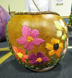 Georgia GourdFest 2014 Competition Exhibits