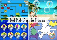Best Math Apps-  I love that a parent shared this with me! :)