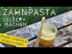 DIY: ZAHNPASTA selber machen! OHNE Chemie & 100 % plastikfrei! #PlastikfreiesLEBEN | Max GREEN - YouTube