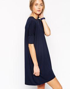 ASOS+T-Shirt+Dress #stylingmrsoliver.com