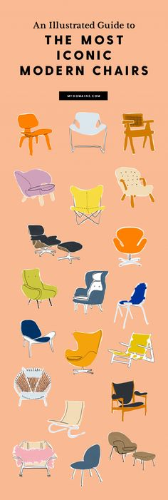 Every iconic chair you need to know about when decorating your home