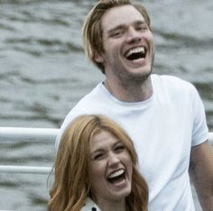 Clary E Jace, Clary Fray, Shadowhunters Tv Show, Shadowhunters The Mortal Instruments, Malec, Shadow Hunters Book, Youtubers, Gallagher Girls, Dominic Sherwood
