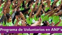 ¿ Quieres ser voluntario de la CONANP?