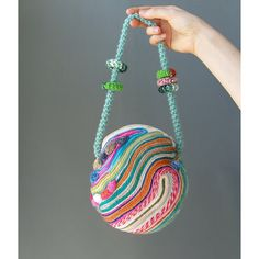 embroidered purse - tribal bohemian style