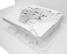 kaveh arbab: new L.A. amphitheatre, los angeels (2014)