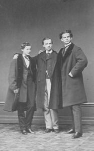 Otto, Prince Wilhelm of Hesse and Ludwig
