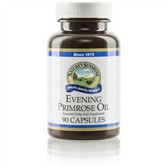 Evening Primrose Oil (90 caps) – My Sunshine Canada