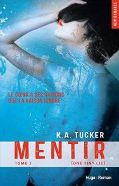 Ten Tiny Breaths, Tome 2 : Mentir Coup de coeur. Addictif