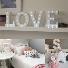 """Due to letter lights in the different batches,so the lighting maybe will strong or weak.hope you can understand. It may be a little tilt to the right when the letter D stand desktop. Height x Width x Thick: 15.5cm x 14cm x 3cm / 6.10"""" x 5.51"""" x 1.18"""". 