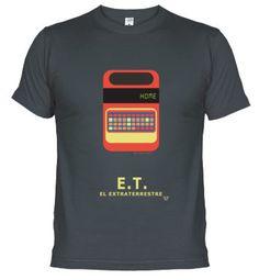 Camiseta E.T. - nº 195398 - camisetastorotoro_minimalistas