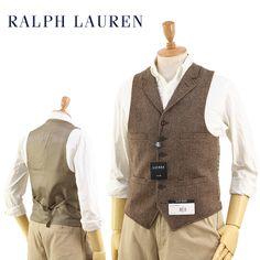 POLO by Ralph Lauren Men's Oil Finish Hunting Vest