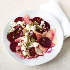 ESSEN & TRINKEN - Rote-Bete-Apfel-Salat Rezept