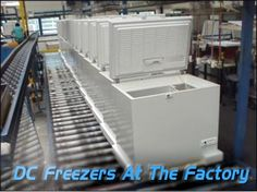 Buy Off Grid Refrigerators & Freezers at discount. Also Direct Drive Units In Stock! Solar Air Conditioner, Off Grid Solar, Solar Projects, Urban Survival, Solar Power System, Solar Battery, Refrigerator Freezer, Off The Grid, Cabin Plans