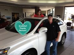 Way to go Vickie! Congrats on earning your #Lexus bonus with Nerium!