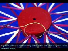 Doppelter 8er Strohstern aus der Legeform - YouTube Advent, Diy And Crafts, Weaving, Youtube, Straws, Highlight, Palm Fronds, Cool Crafts, Cards