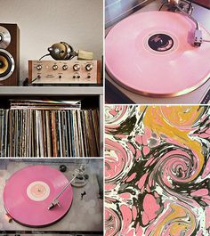 high fidelity - the love of vinyl / sfgirlbybay