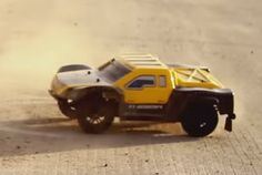 Lutema Hyp-R-Baja SUV Truck handles all kinds of terrin with ease.