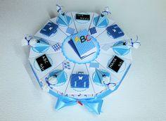 Weiteres - Geschenk  Einschulung, 1. Schultag, Schachteltorte - ein Designerstück von Bastelhummel bei DaWanda