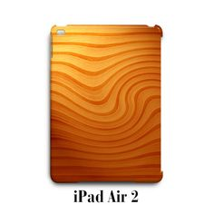 Wood Flow Texture iPad Air 2 Case Cover