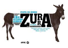 Zurra 2015, a festa que celebra o burro | GreenStays
