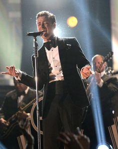 Justin Timberlake debuted new music at the Grammys! #GRAMMYs #JustinTimberlake