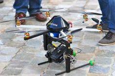 Flying 3D Camera
