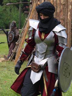 She-warrior of Harad