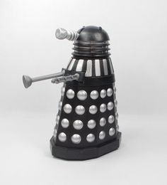 Doctor Who - Dapol - Dalek - Action Toy Figure - Dr Who - 1996