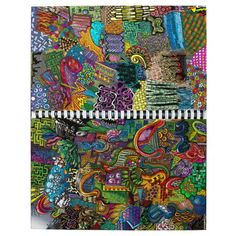 Giant Page of Doodles Daily Cartoons, Jigsaw Puzzles, Doodles, Puzzle Games, Puzzles, Donut Tower, Doodle, Zentangle