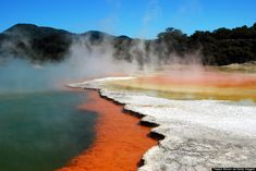 10 Reasons New Zealand Is Heaven On Earth For People Who Love The Great Outdoors  waiotapu hot springs