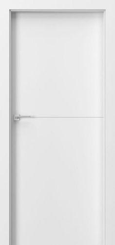 Drzwi wewnętrzne Porta DESIRE model 2 Farba Akrylowa UV **** Biały