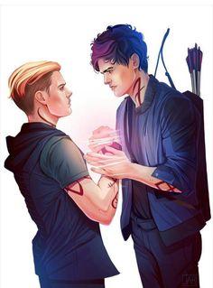 JALEC Jace And Alec Parabatai ❤