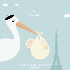 #Nombres franceses para #bebés y sus significados #babynames #baby #cute