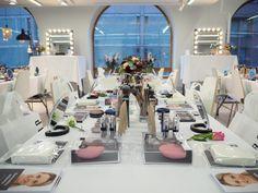 Cailap-blogi: Cailap sivellin workshop – pr tilaisuus #Cailap #makeupbrush #workshop Makeup Brushes, Table Settings, Workshop, Table Decorations, Furniture, Home Decor, Atelier, Decoration Home, Room Decor