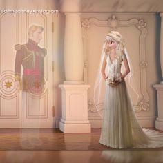MY BROKEN HEART!!!!! O GOD! She better be marrying Jack!