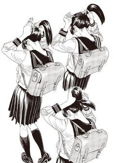 My fetish & Manga Drawing Reference Poses, Drawing Poses, Manga Drawing, Manga Art, Character Design References, Character Art, Character Illustration, Illustration Art, Art Sketches