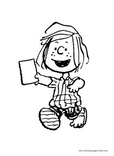 Snoopy Coloring Pages Creative Classroom Peanuts theme