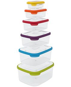 Joseph Joseph nest storage set, serious space savers!