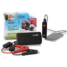 Weego Holiday Pack w/Bonus Battery Pack *Limited Time Offer* Phone Charger, Phone Cases, Electronic Gifts, Portable Charger, Electronics Gadgets, Last Minute Gifts, Stocking Stuffers, Cool Things To Buy, Packing