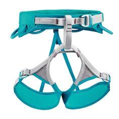 women's climbing harness