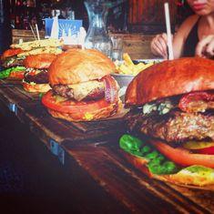 Best Burgers And Vegan Burgers In London
