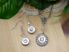 Bullet Jewelry 38 Special Remington Bullet by MyTabbyBoutique, $48.00
