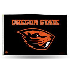 Oregon State Beavers NCAA 3in x 5in Banner Flag