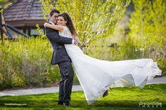 cool Donovan Pavilion Wedding | Vail, CO | Megan + Dom