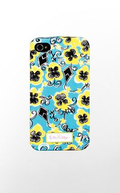 Lilly + Kappa Alpha Theta + Iphone cover = awesome!