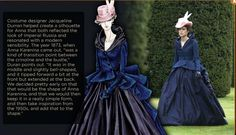 Jacqueline Durran dressed Keira Knightly