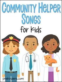 New Totally Free community helpers preschool activities Suggestions With regards to preparing frolicsome mastering pursuits intended for very young children, it's actually not 1 dimensi Community Helpers Lesson Plan, Community Helpers Activities, Community Helpers Kindergarten, School Community, In Kindergarten, My Community, Community Building, Preschool Songs, Preschool Lessons