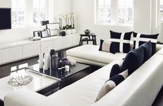 Kelly Hoppen's inspiring decoration projects