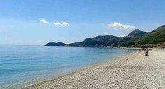 Letojanni (Taormina) beach